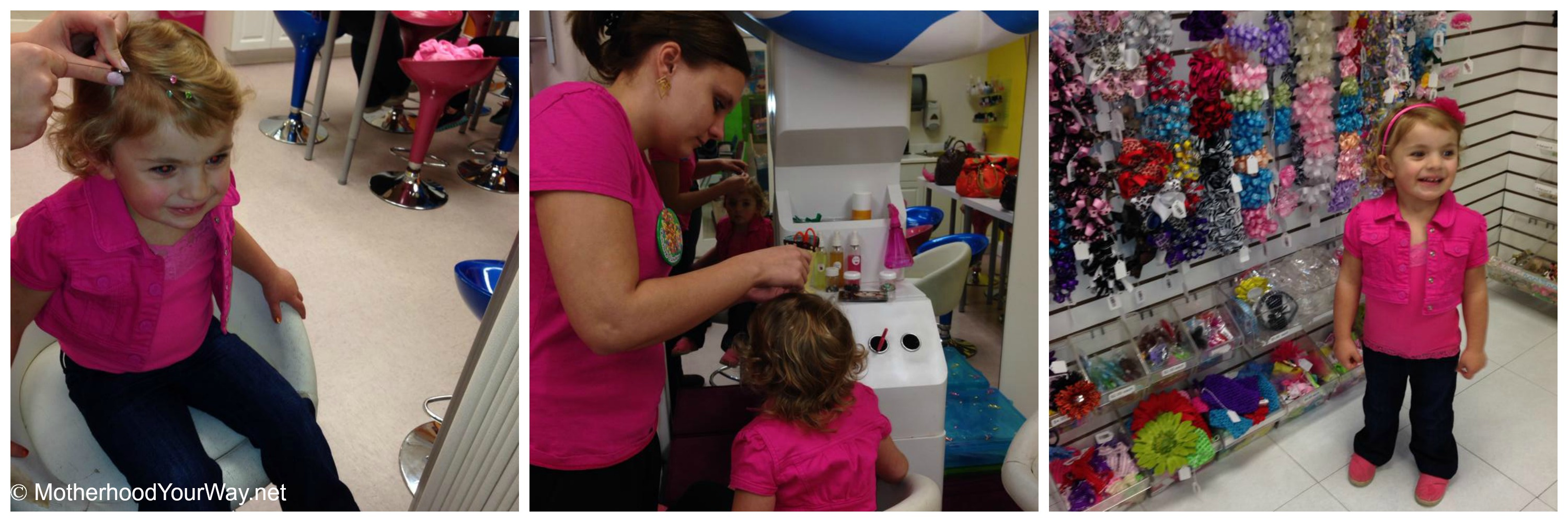 Sundae Spa Day – Little Girls Feel Like A Princess, Waterbury, CT