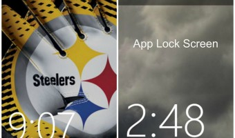 Lumia Lock Screen