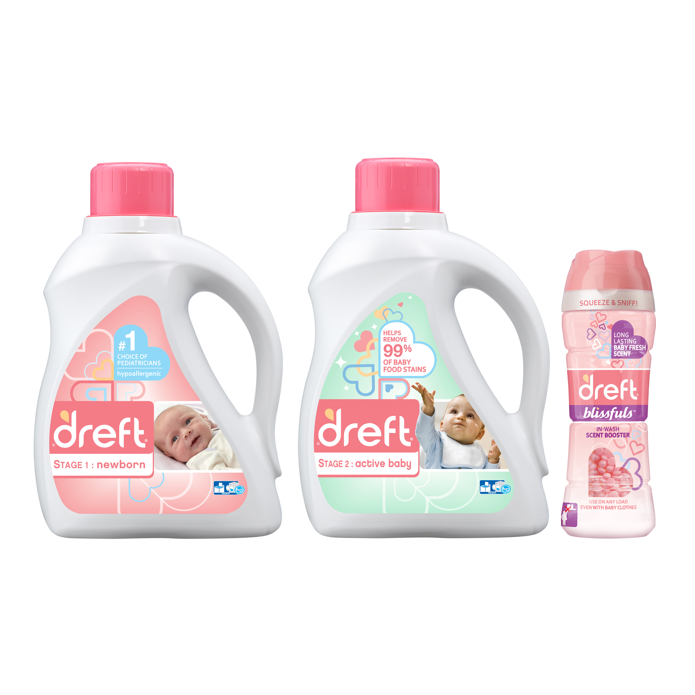 Enjoy the #Amazinghood Of Parenthood With Dreft