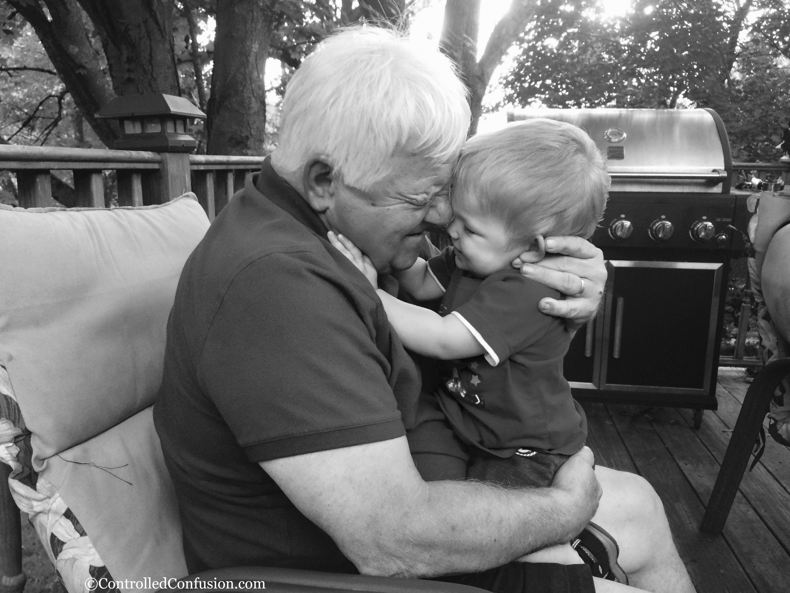 Wordless Wednesday- Grandparents