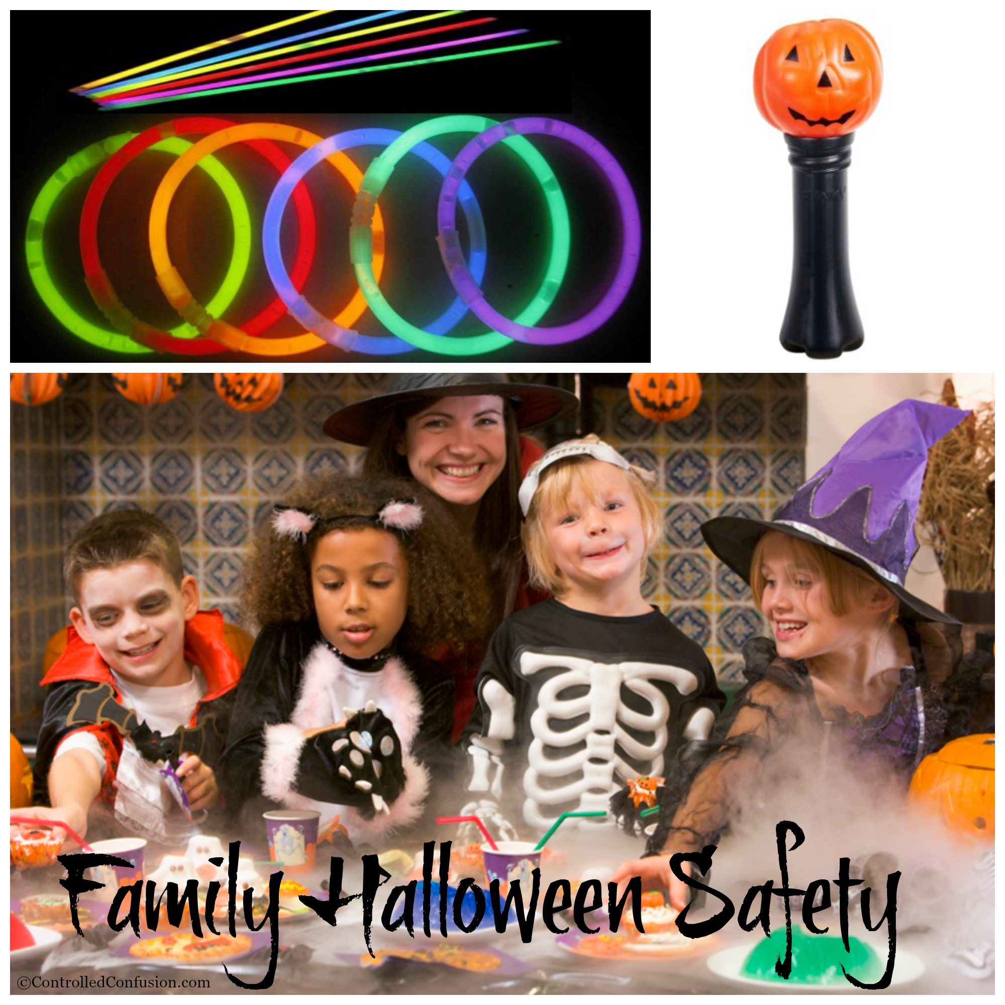 Family Halloween Safety #FallFun31