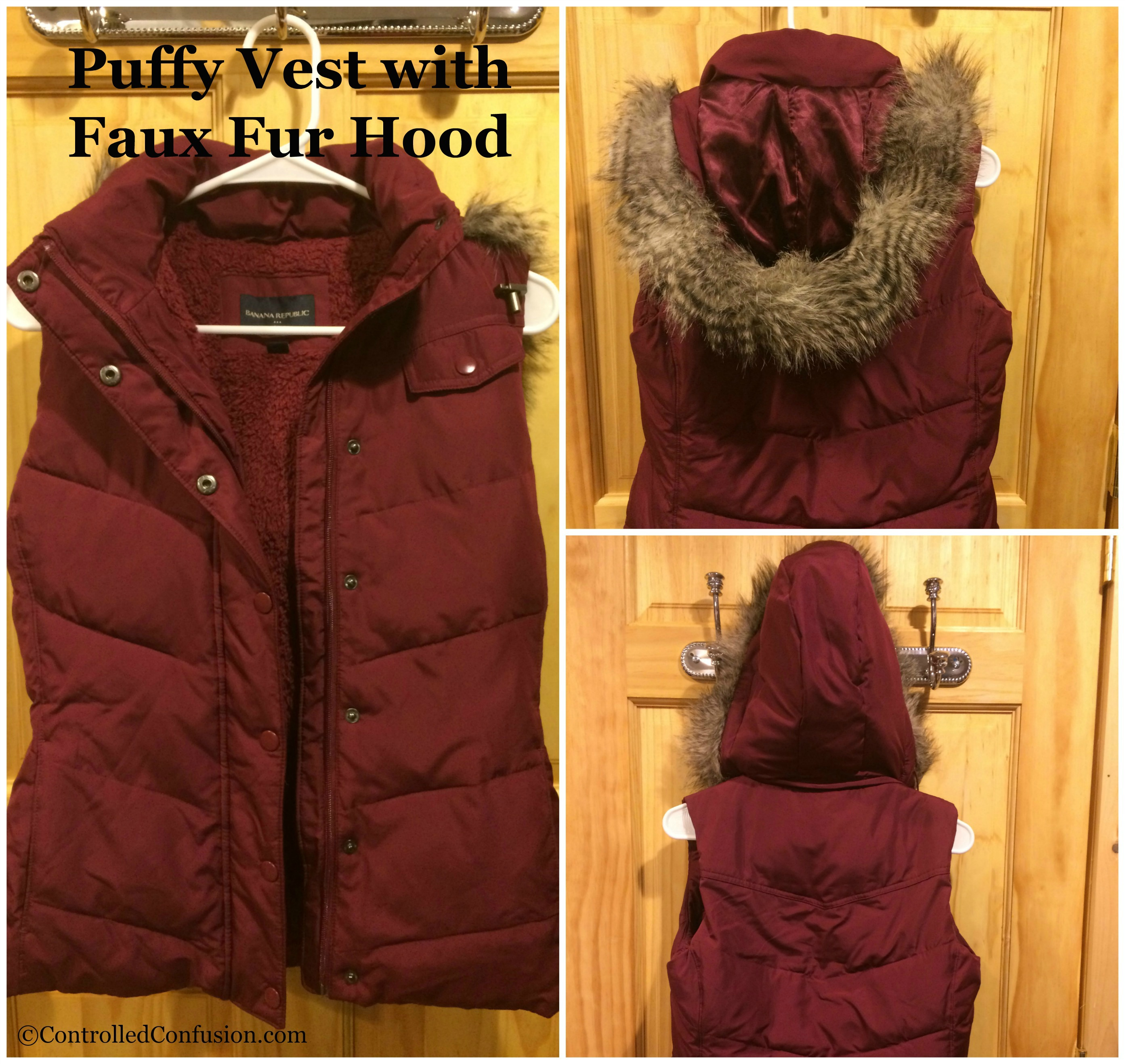 Fall Fashion Trends- The Puffy Vest #FallFun31