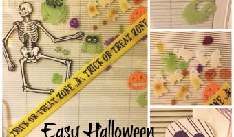 Easy Halloween Decorating For Kids #FallFun31