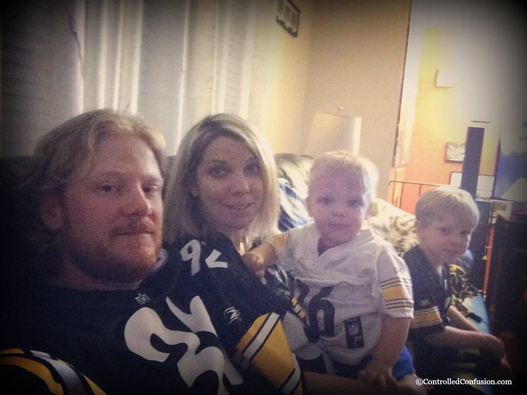 Fall Football Family Traditions #FallFun31