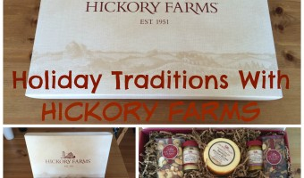 Holiday Traditions With Hickory Farms