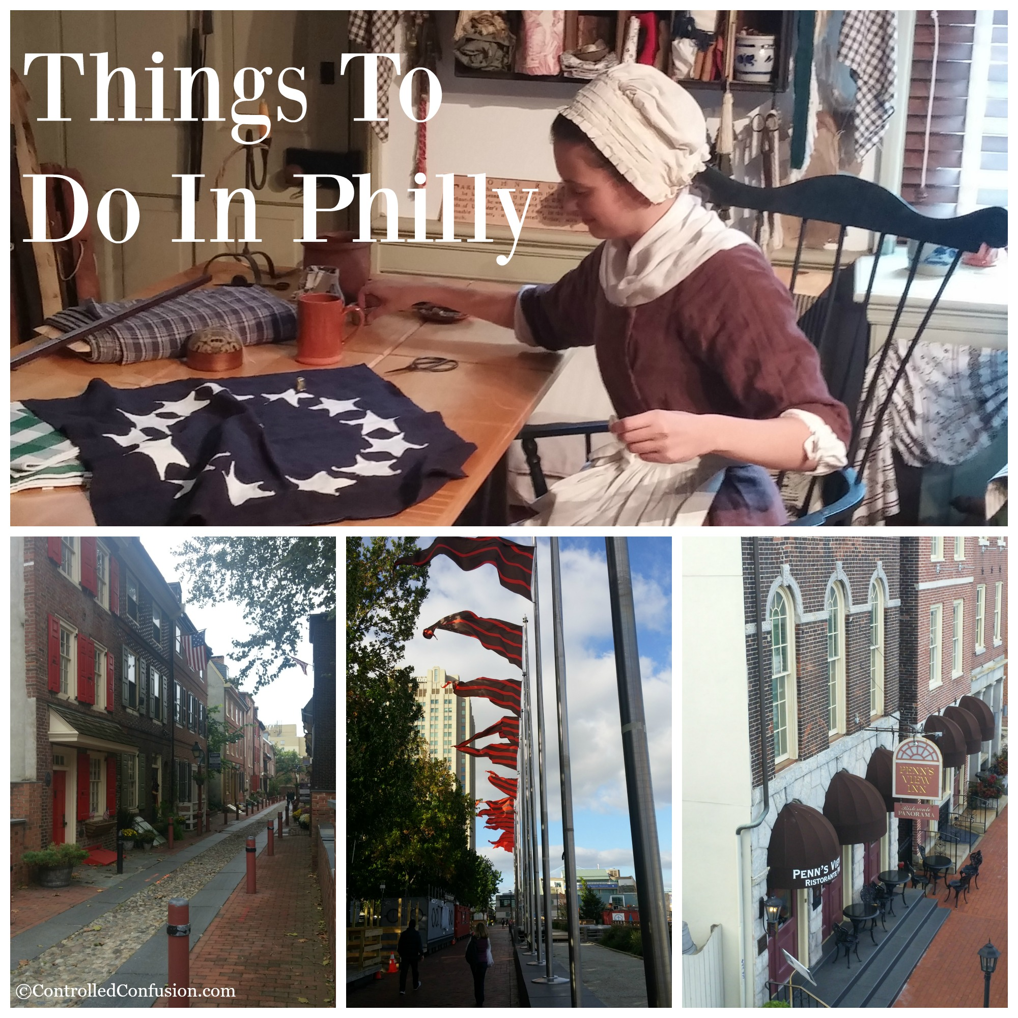 Philadelphia…More Than Just Cheese Steaks