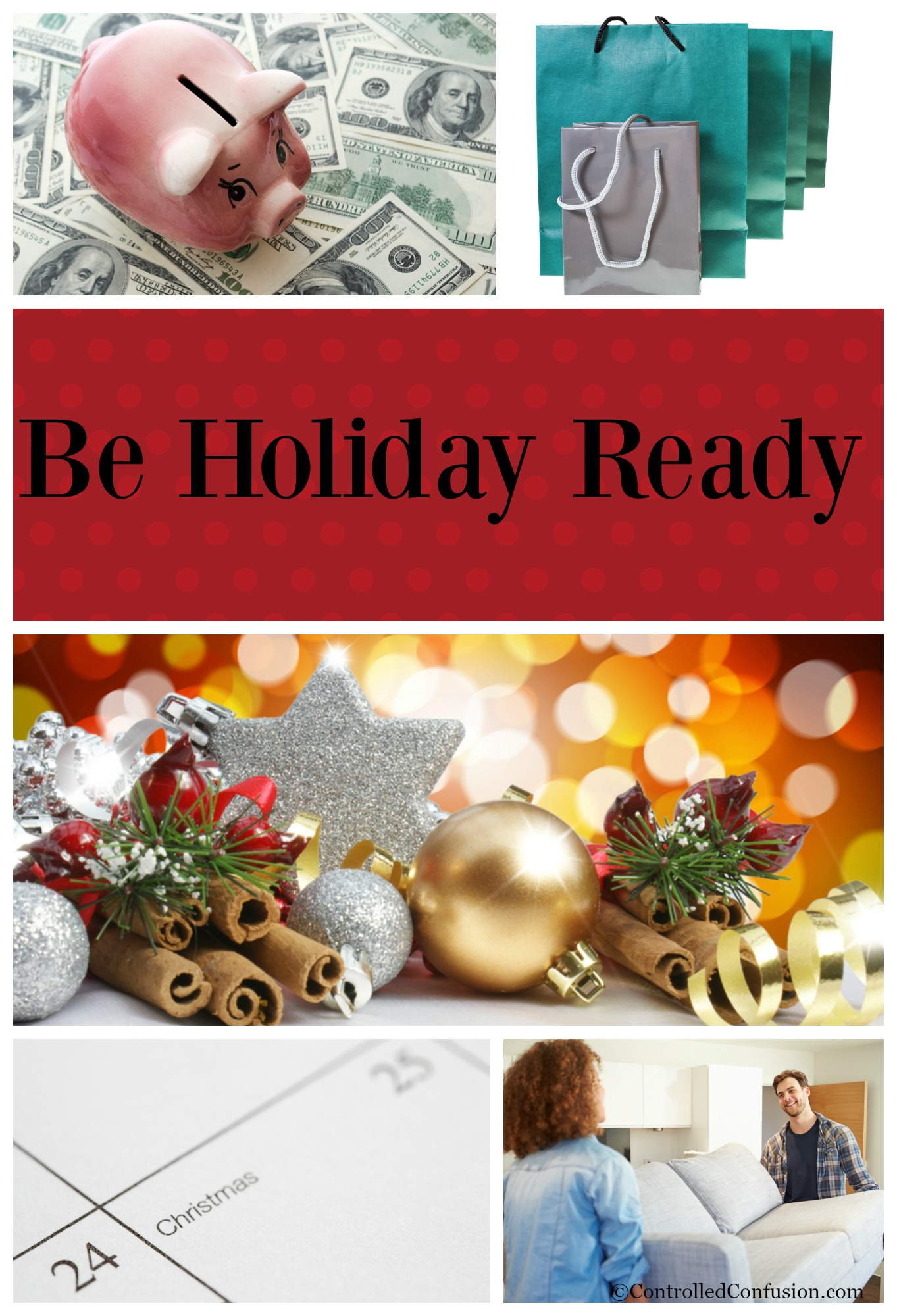Be Holiday Ready