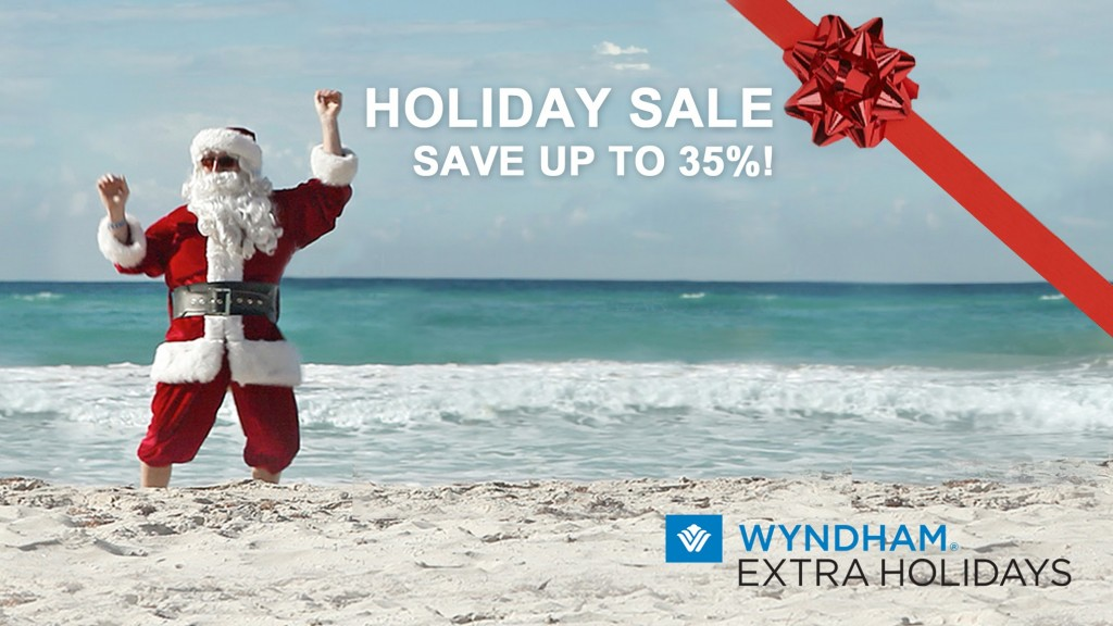 Give The Perfect Holiday Gift With Wyndham Extra Holidays