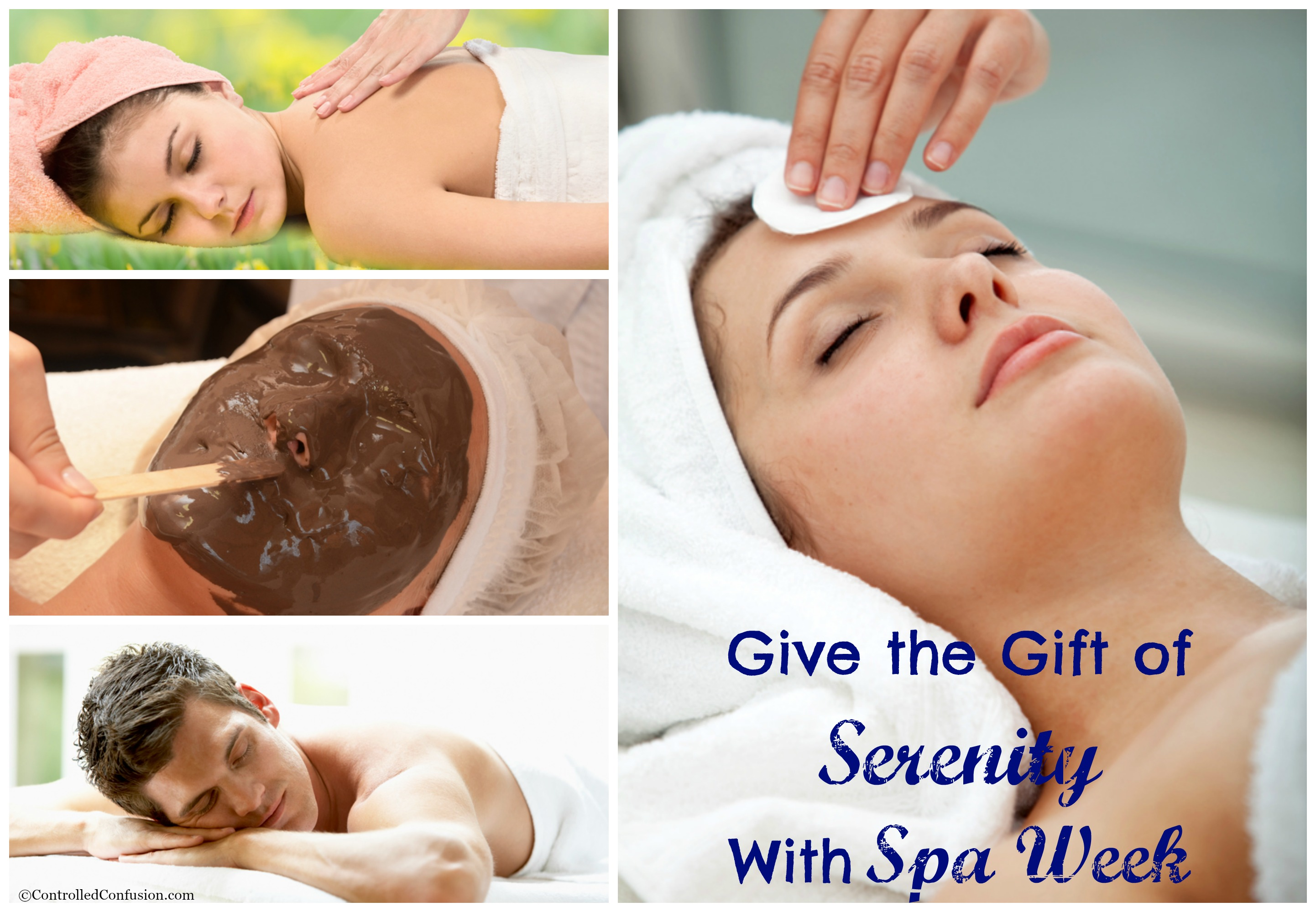 Give the Gift of Serenity With Spa Week