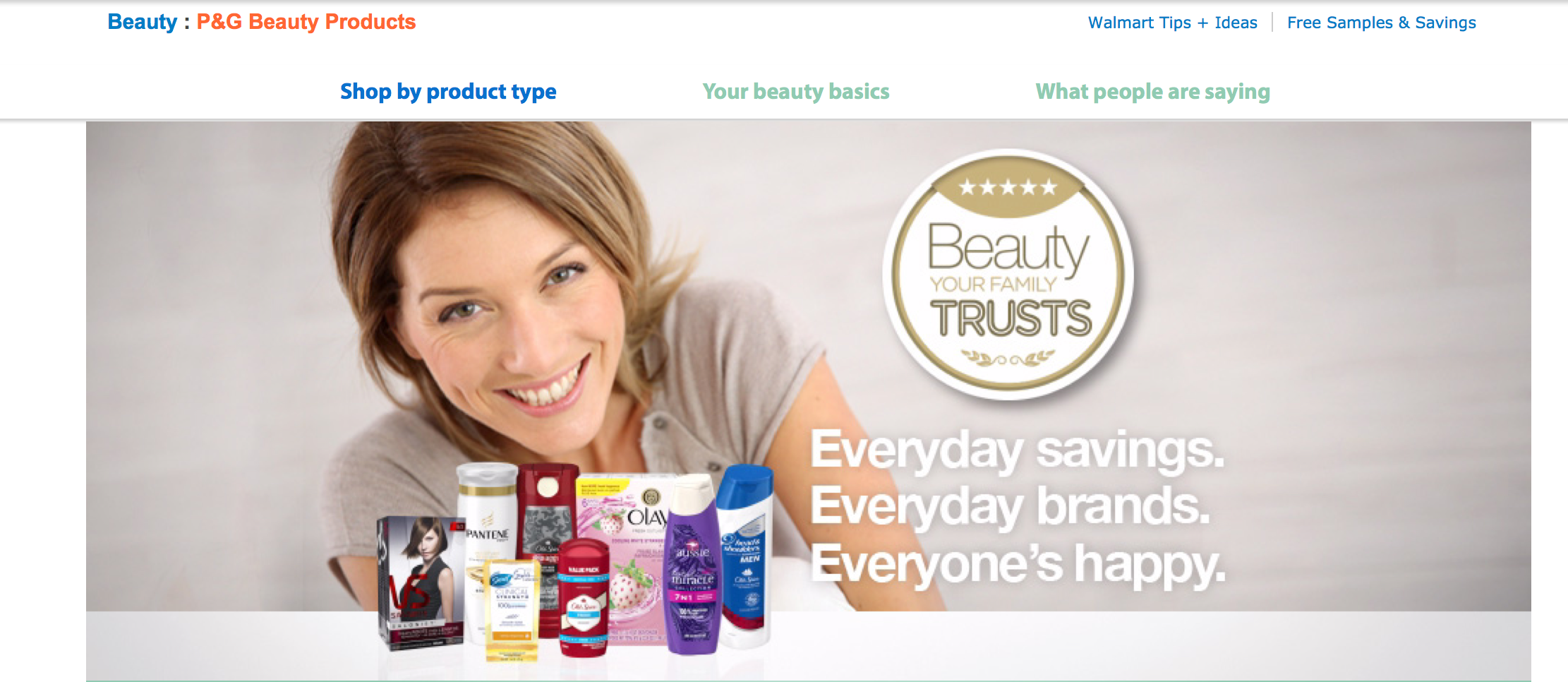 Easily Order Beauty Products Online #BeautyYourFamilyTrusts