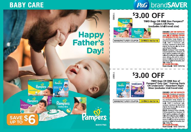 How To Save on Pampers Diapers and Training Pants