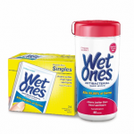 Keep Kids Clean and Germ Free with Wet Ones