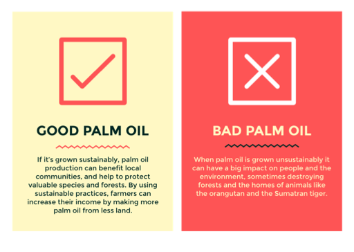 buying sustainable palm oil