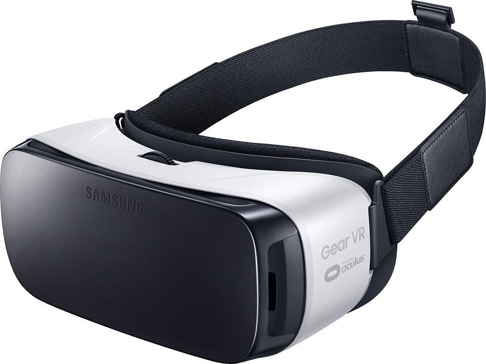 Take Virtual Reality Anywhere with the Samsung Gear VR & Samsung Galaxy from Best Buy