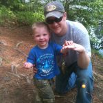 Treydans first time fishing (7)