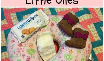 Essential Items For Little Ones- WaterWipes