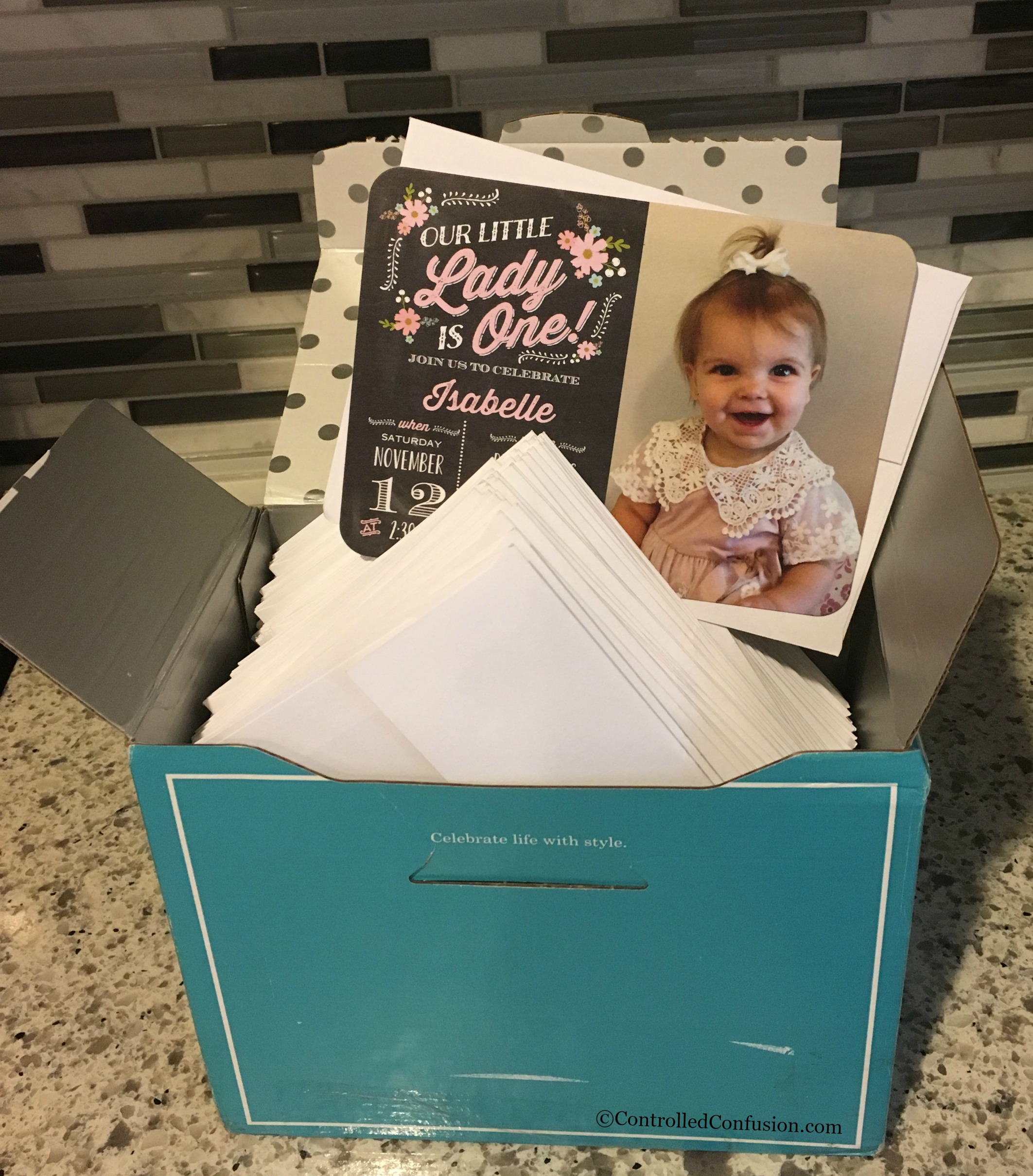 First birthday invitations to impress with tiny prints filmwisefo