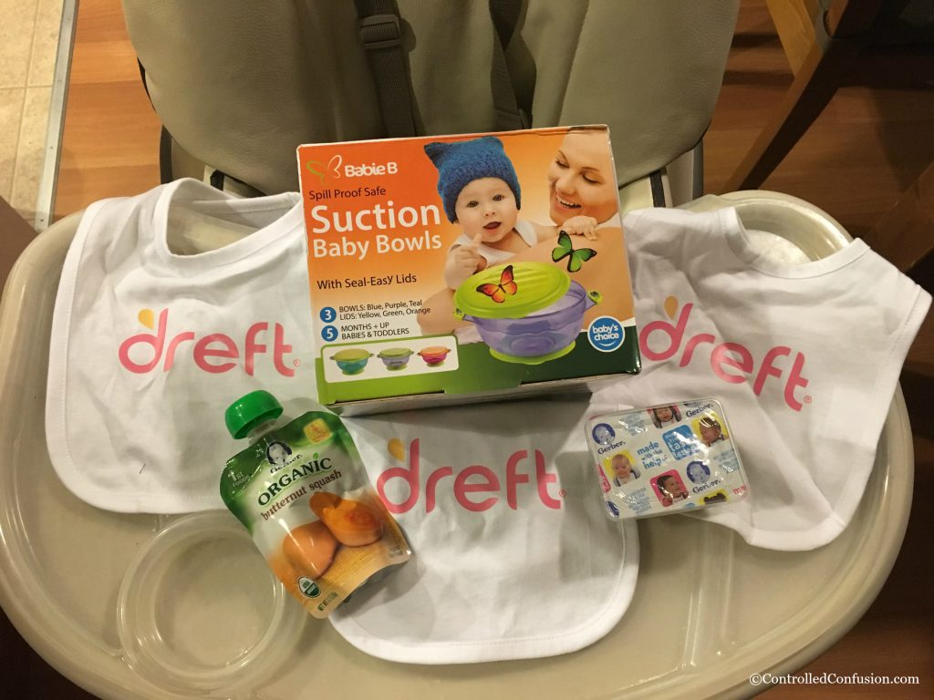 Embrace Baby Messes With Dreft
