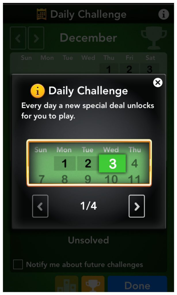 Handling Spontaneous Downtime This Holiday Season With Solitaire By MobilityWare