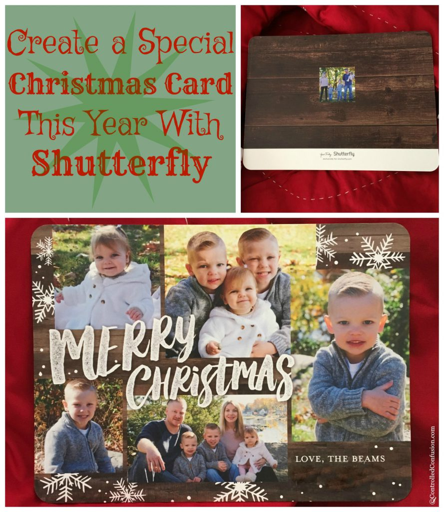 Create a Special Christmas Card This Year