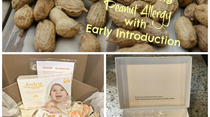 How Aralyte Combats the Growing Peanut Allergy with Early Introduction