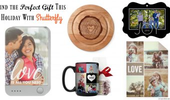 Find the Perfect Gift This Holiday With Shutterfly