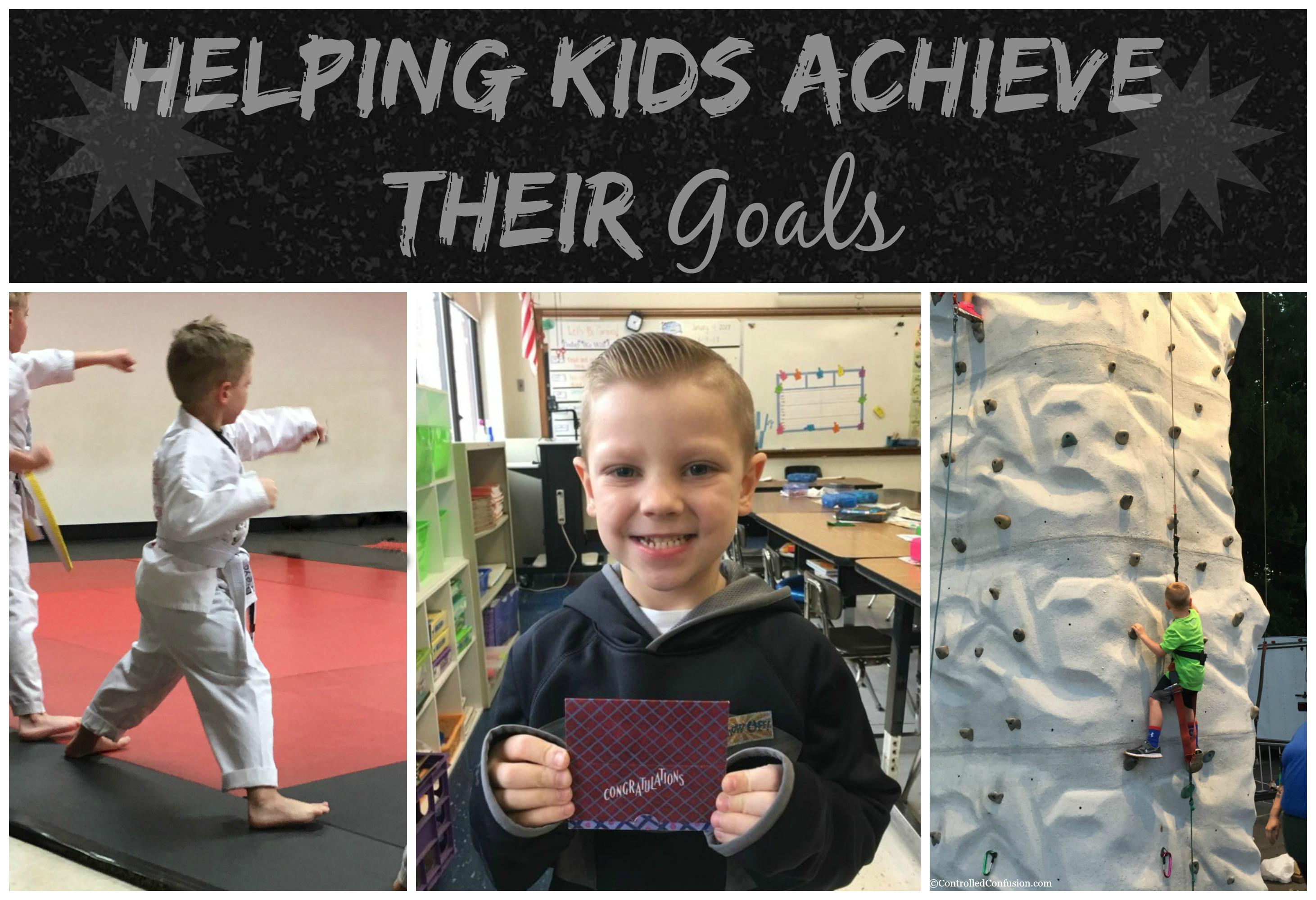 Helping Kids Achieve Their Goals