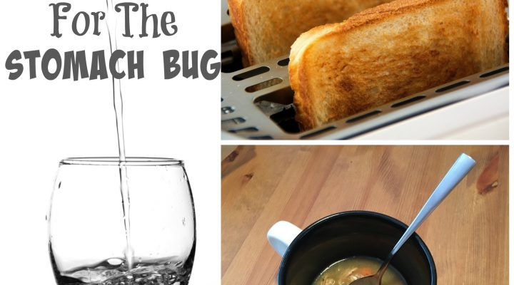 Get Your Family Ready For The Stomach Bug