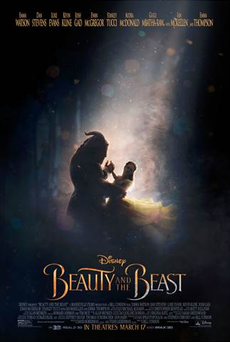 BEAUTY AND THE BEAST (Walt Disney Studios)- March 17, 2017 #BeautyAndTheBeast #BeOurGuest