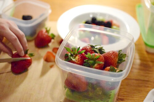 Rubbermaid's FreshWorks Containers Are The Perfect Fit