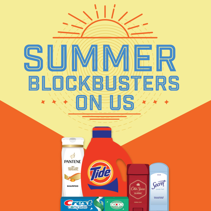 Take The Summer By Storm With Big Y #pgsummermovies