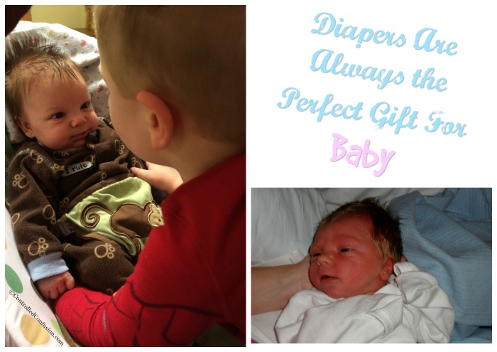 Diapers Are Always the Perfect Gift For Baby