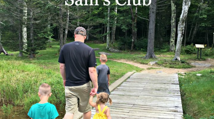 Keeping Up With Big Brothers Thanks to Pampers Cruisers and Sam's Club