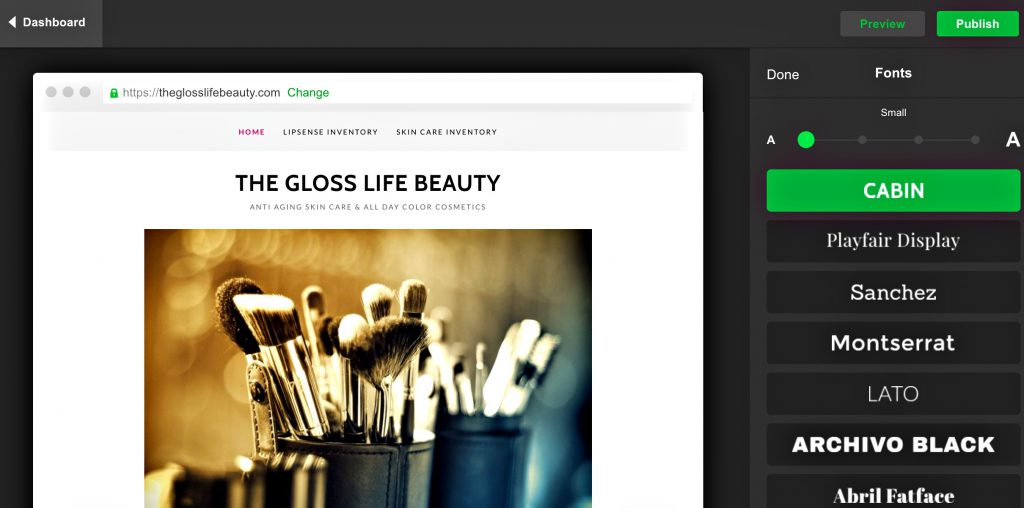 Everyday Hustle: The Gloss Life Beauty