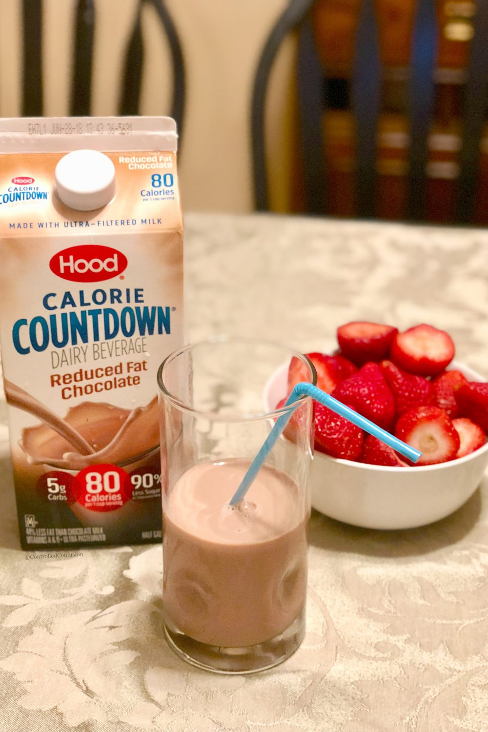 Create the Ultimate Summer Treat with Hood Calorie Countdown