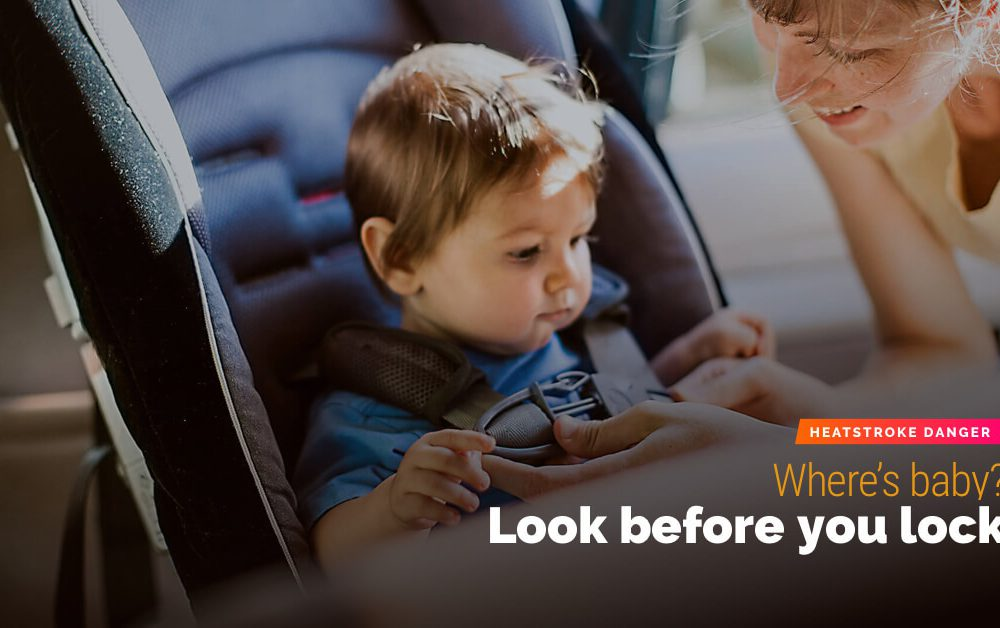 Look Before You Lock For Safety Beyond the Car Ride