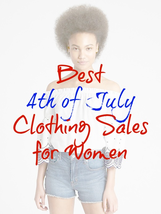 Best 4th of July Clothing Sales for Women