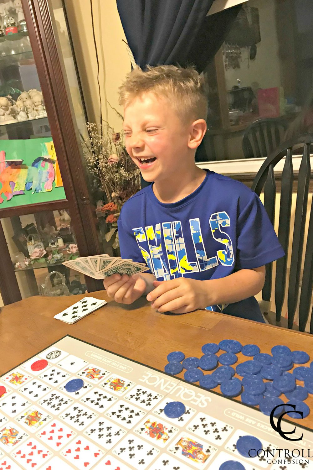 Lose the Screens For Family Game Night