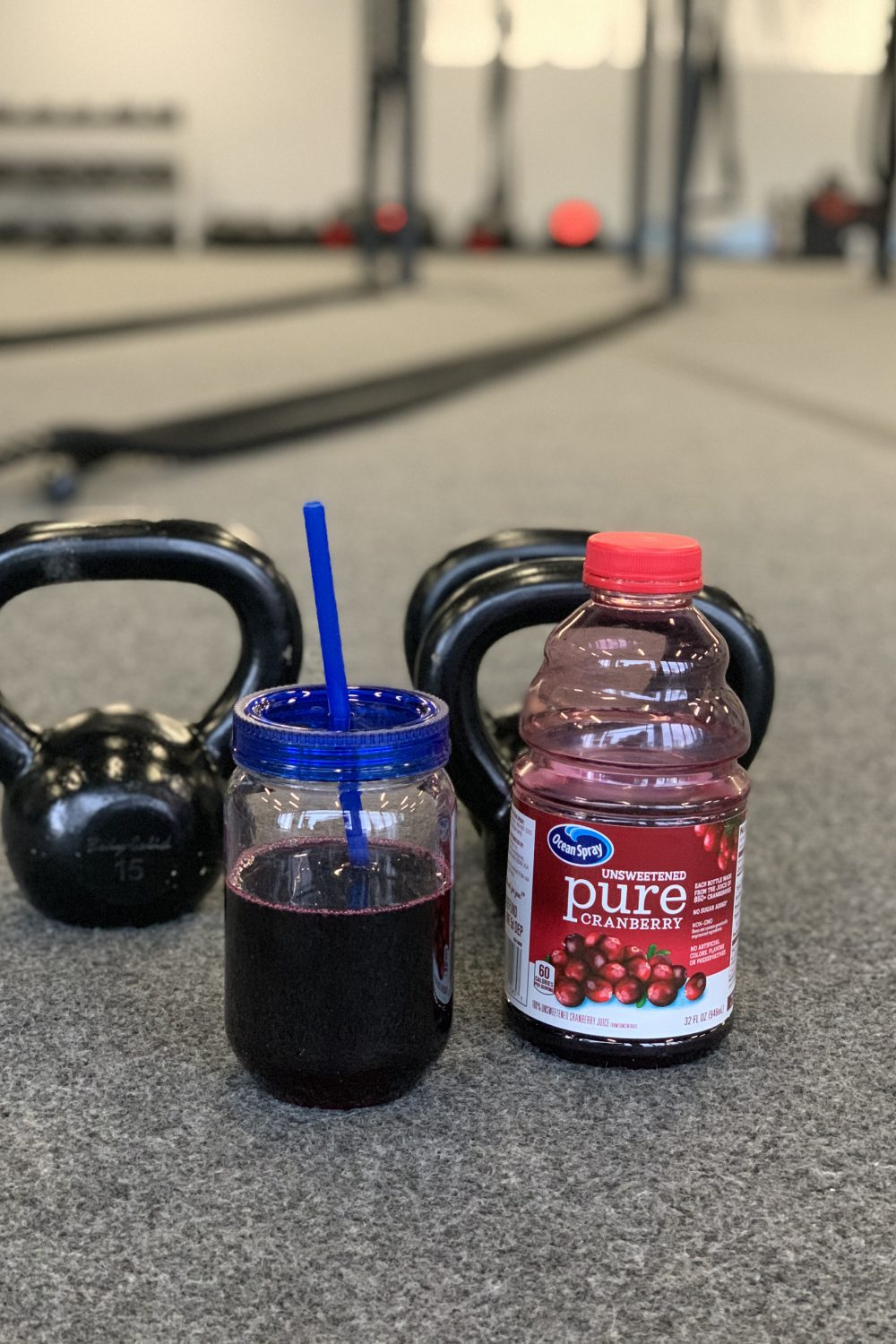 Achieve and Maintain a Healthy Lifestyle with Ocean Spray® Pure Cranberry Juice