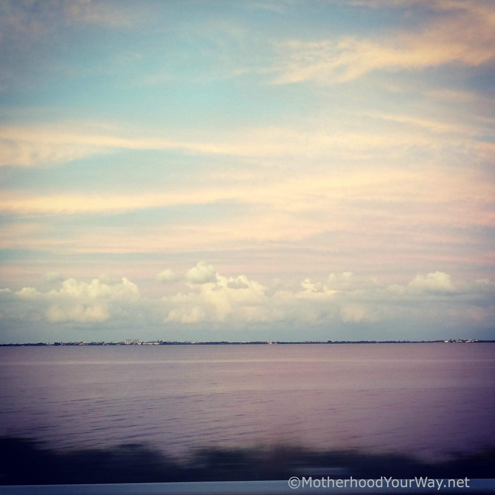 Wordless Wednesday- Beautiful Skies