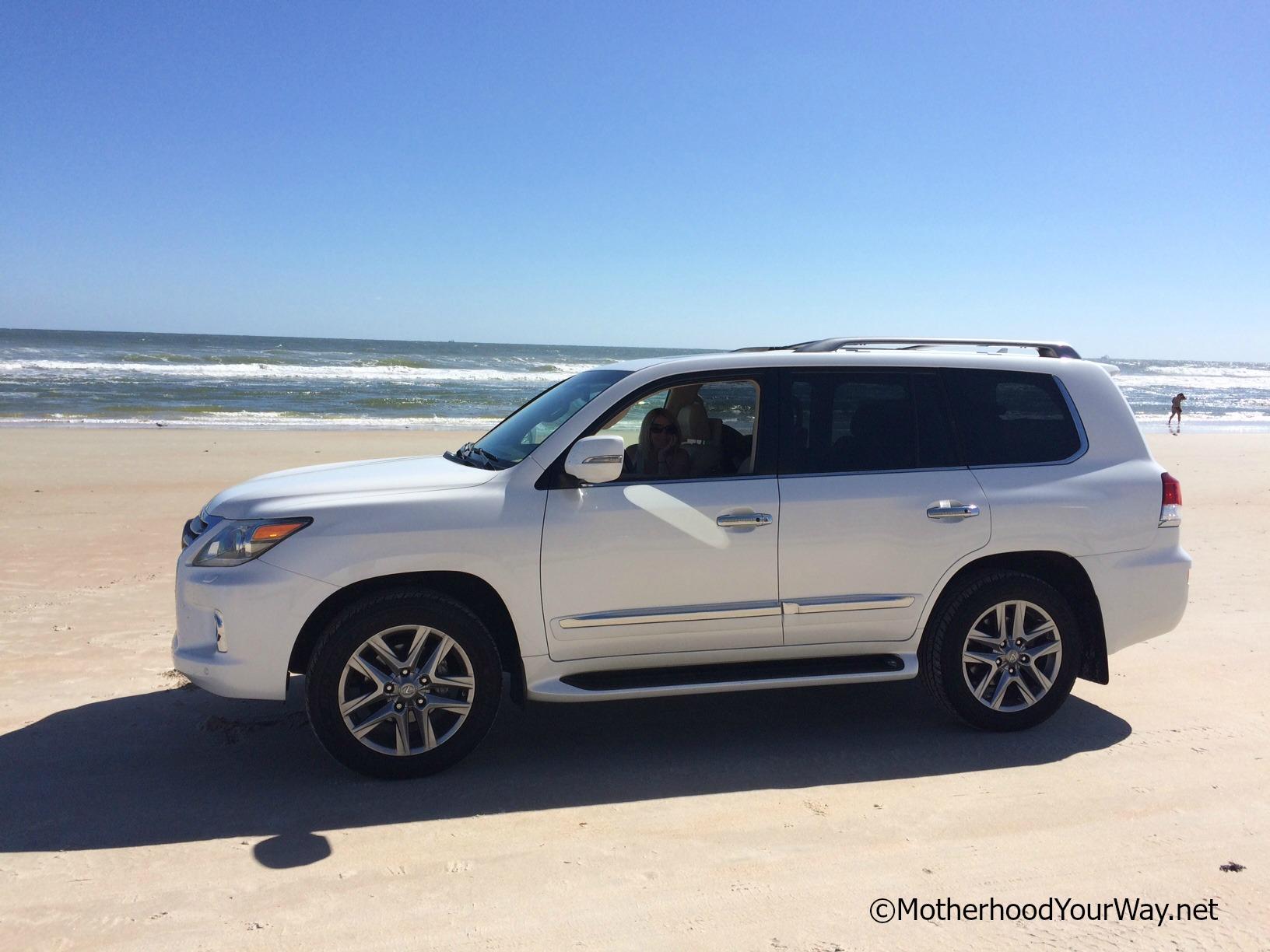 Lexus Family Florida Road Trip- #LexusRoadTrip