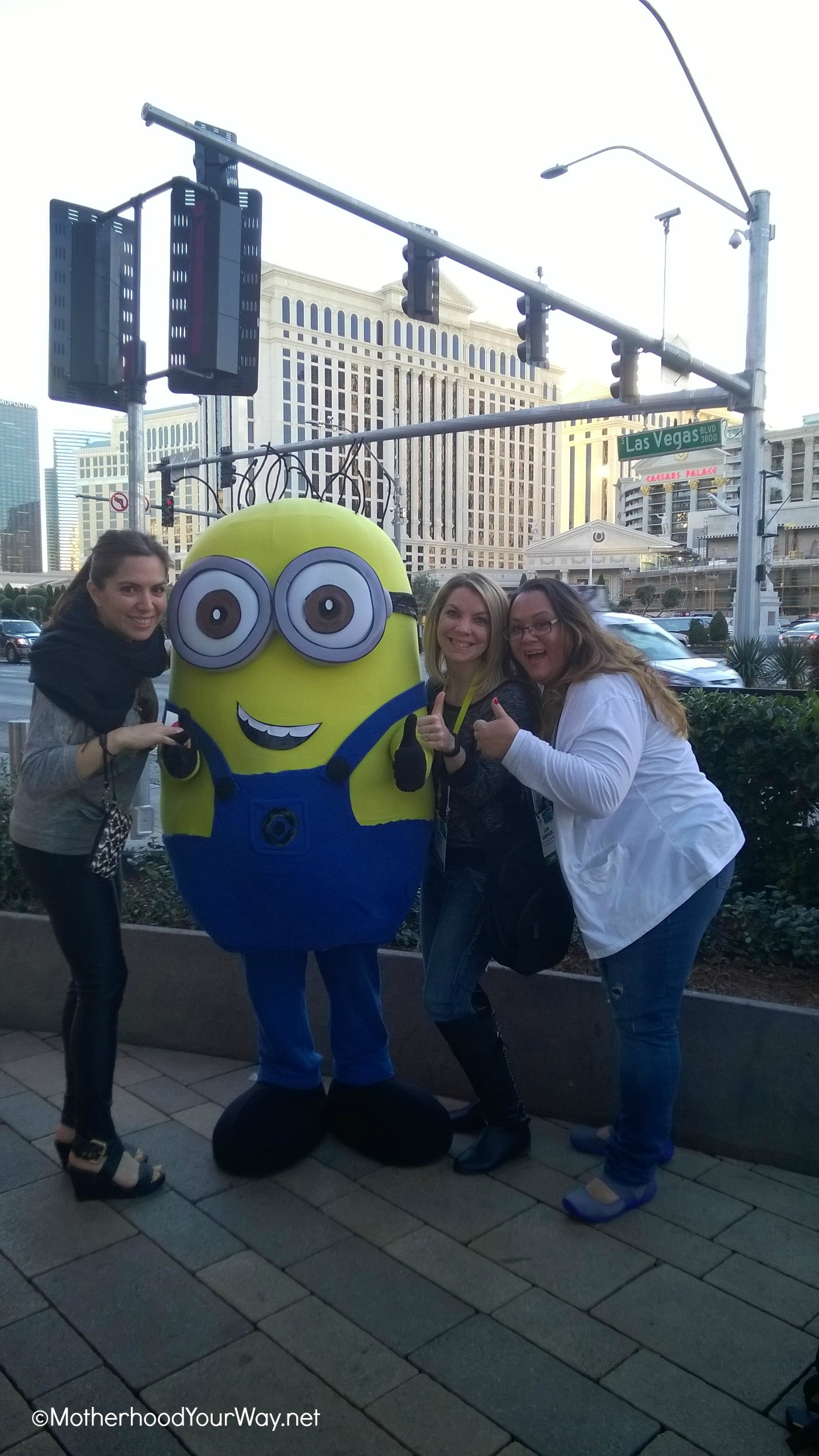 #MakeItHappen in Las Vegas with Lumia