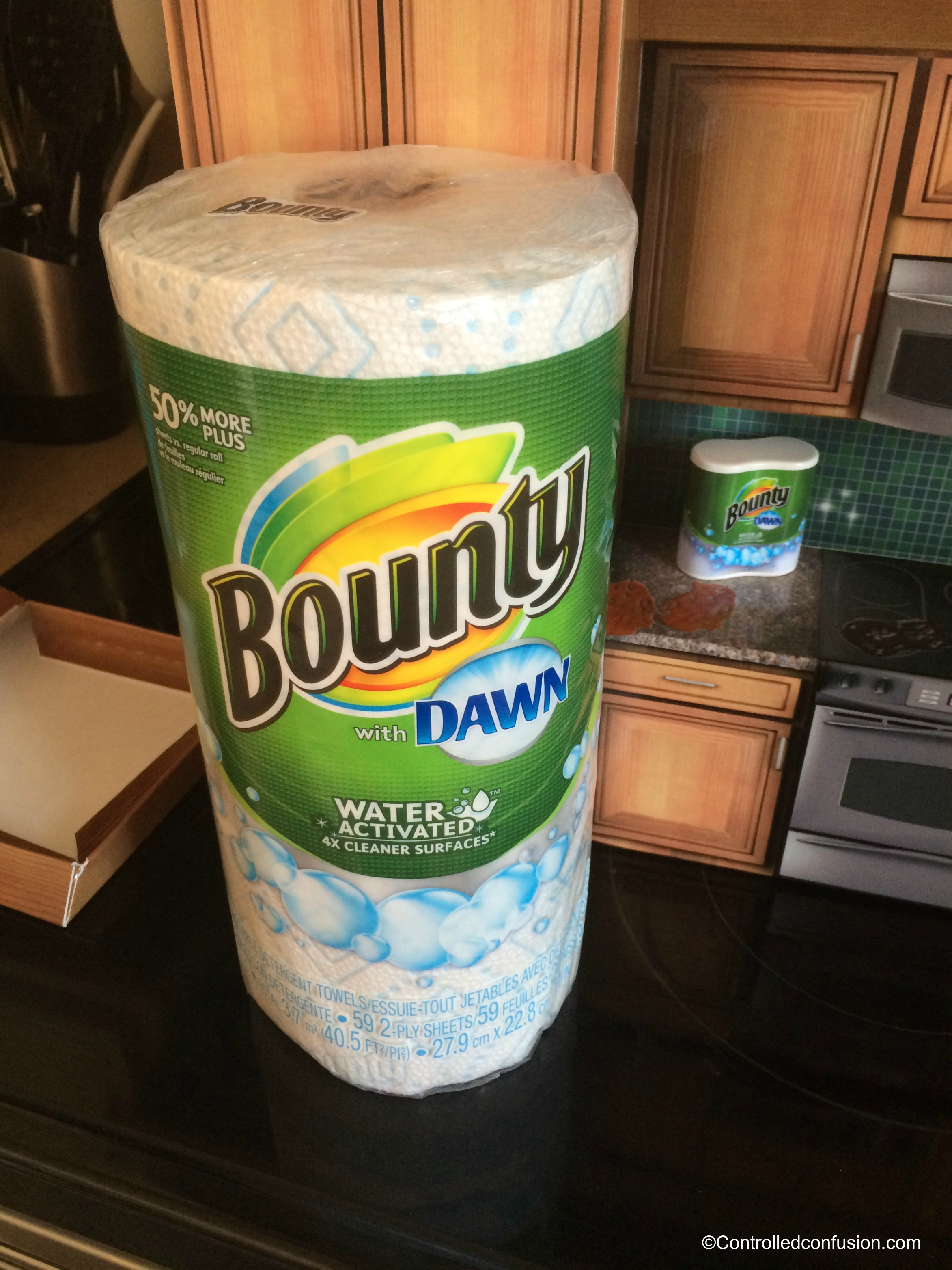 Moms With Boys Need Bounty With Dawn