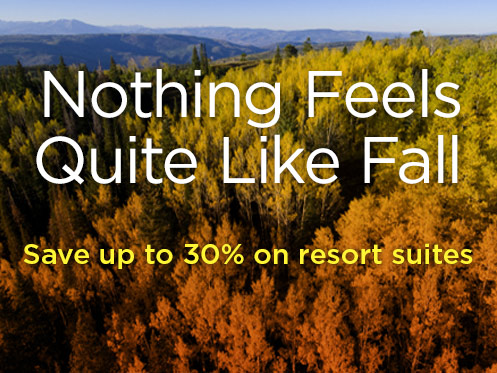 The Key To Your Perfect Fall Vacation Is Wyndham Resorts!