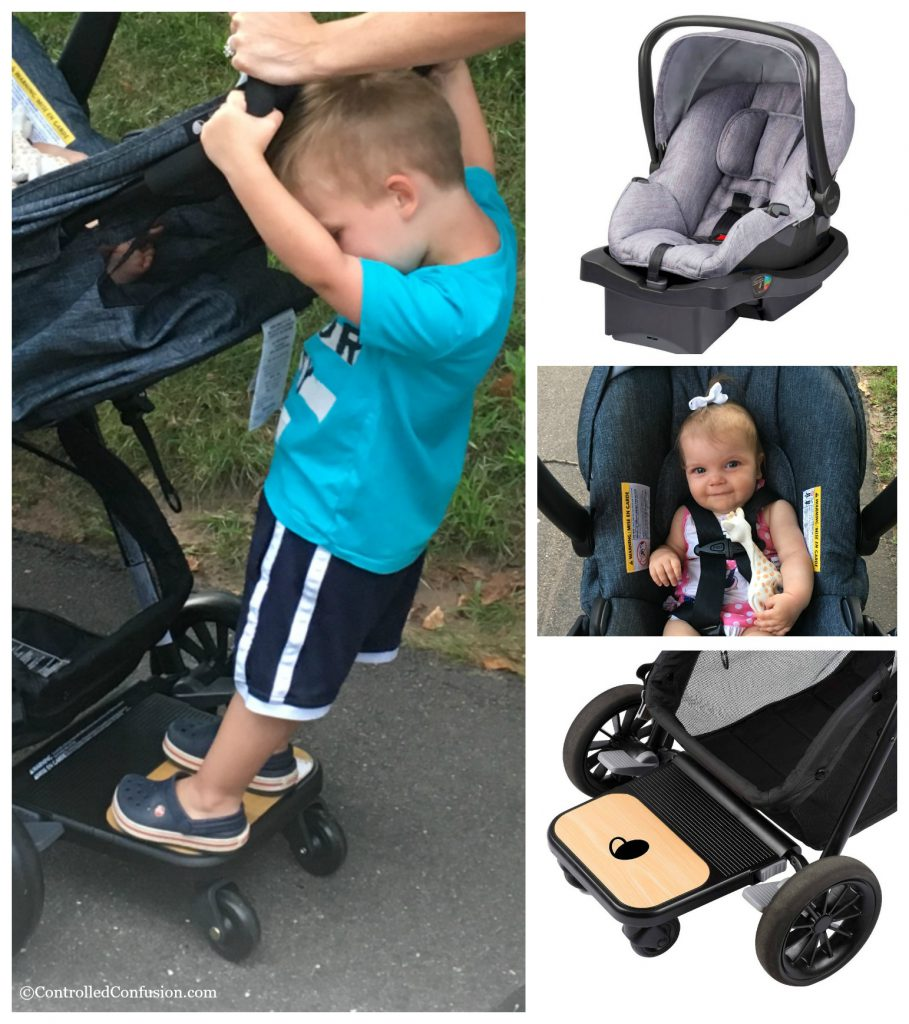 Discover Quick Trips Again With The Evenflo Sibby Travel System