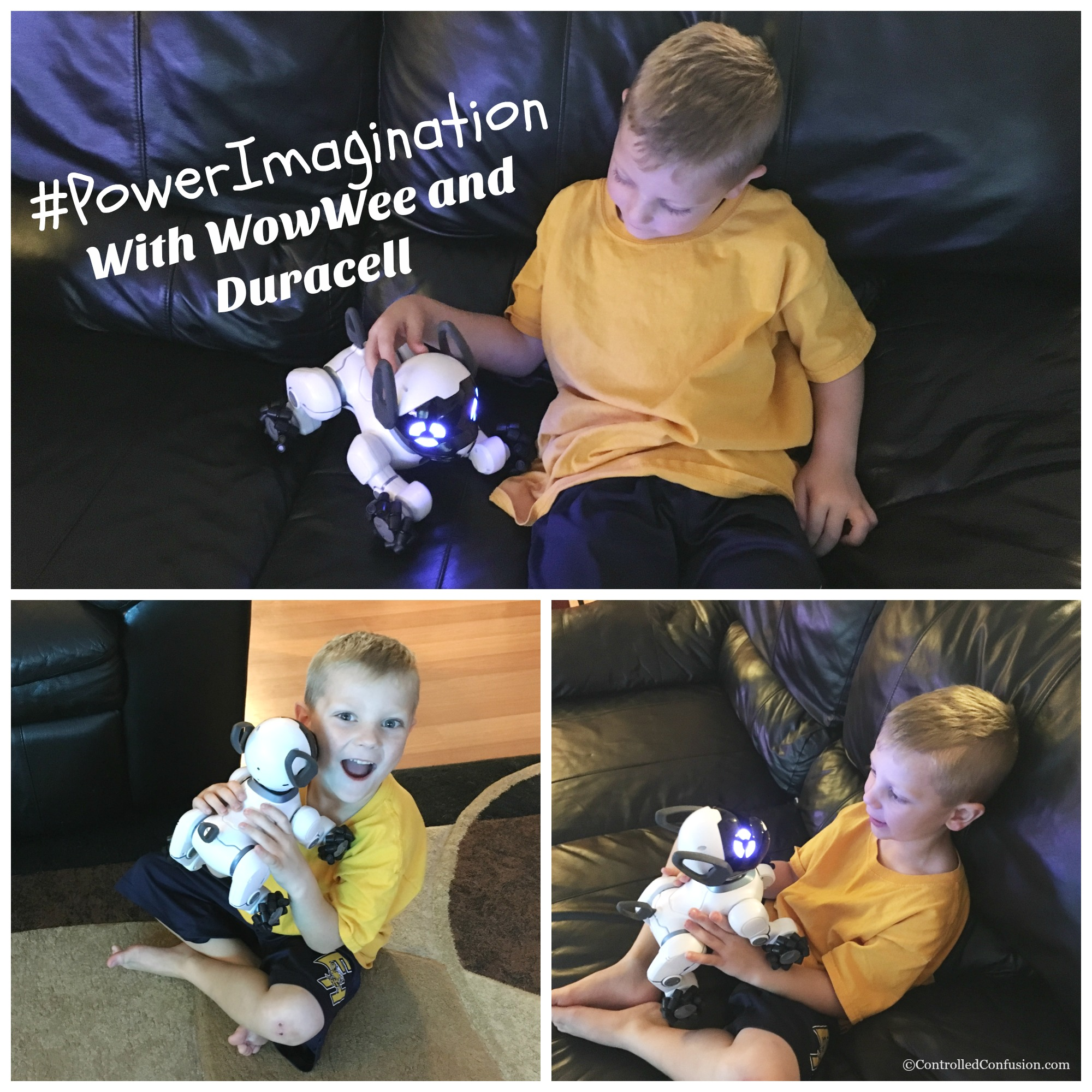 Power Imagination With WowWee and Duracell