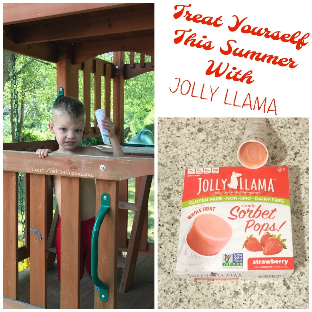 Treat Yourself This Summer With Jolly Llama