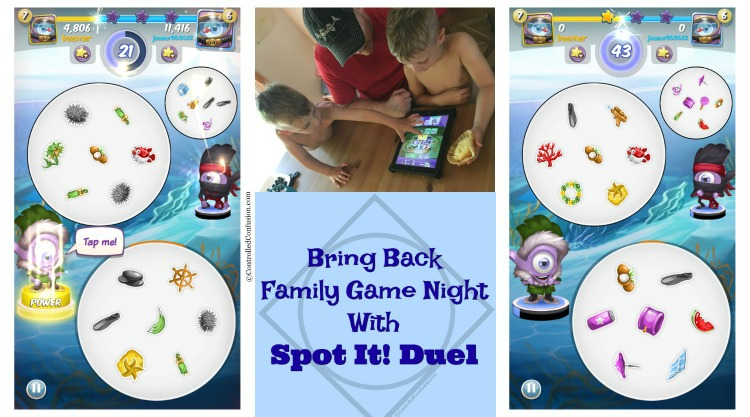 Bring Back Family Game Night With Spot It! Duel