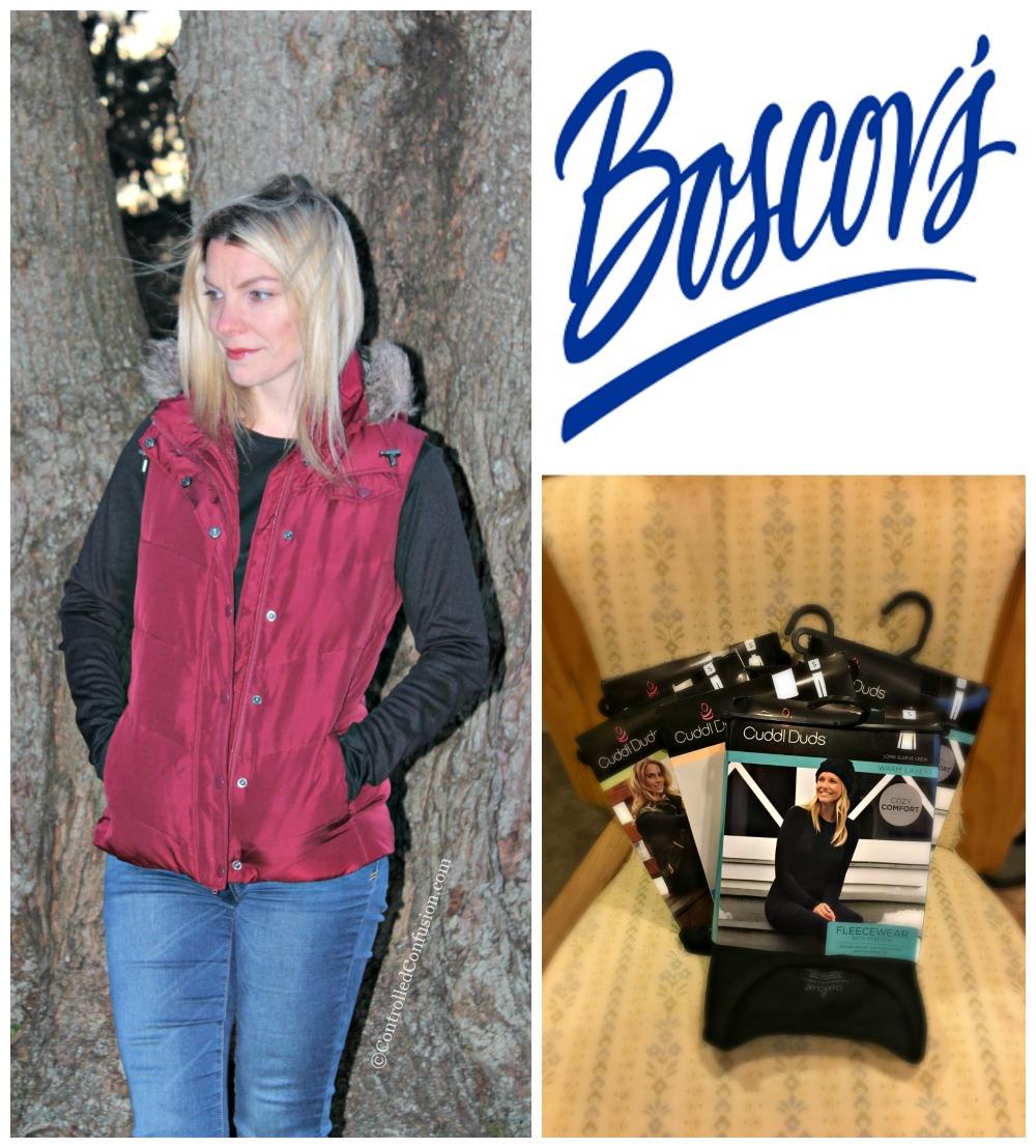 Stay Cozy and Stylish All Season with Boscov's #boscovsfashion