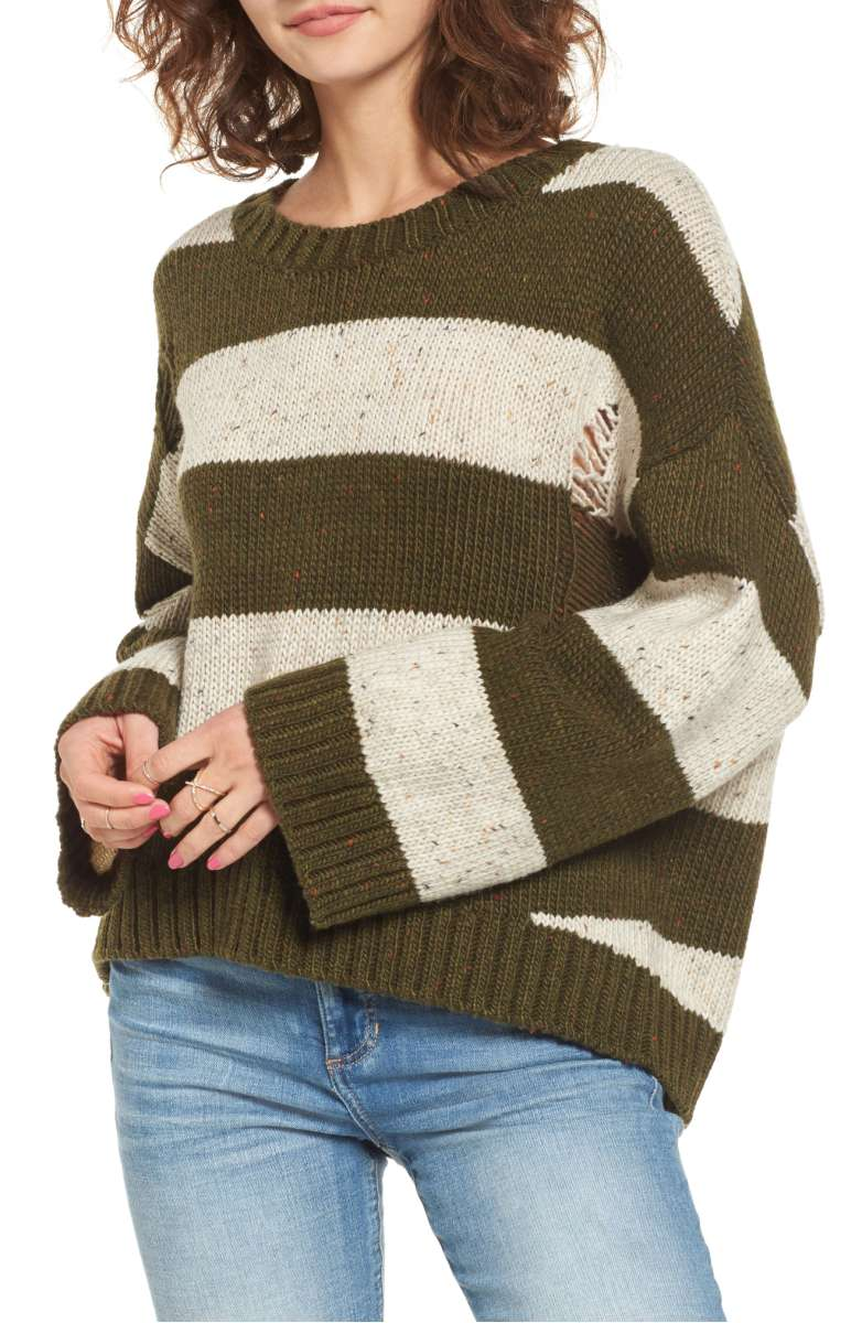 Pullover Sweaters Perfect for Fall